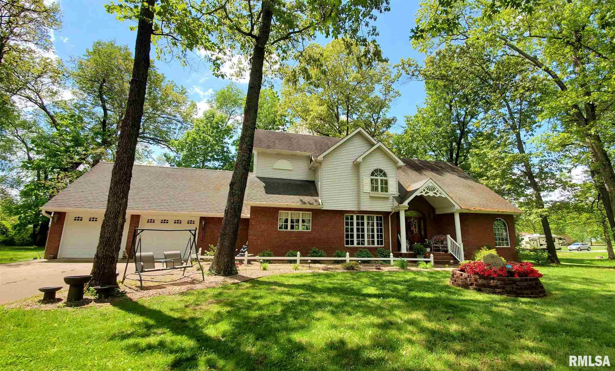 605 S WOODLAND Property Photo - McLeansboro, IL real estate listing