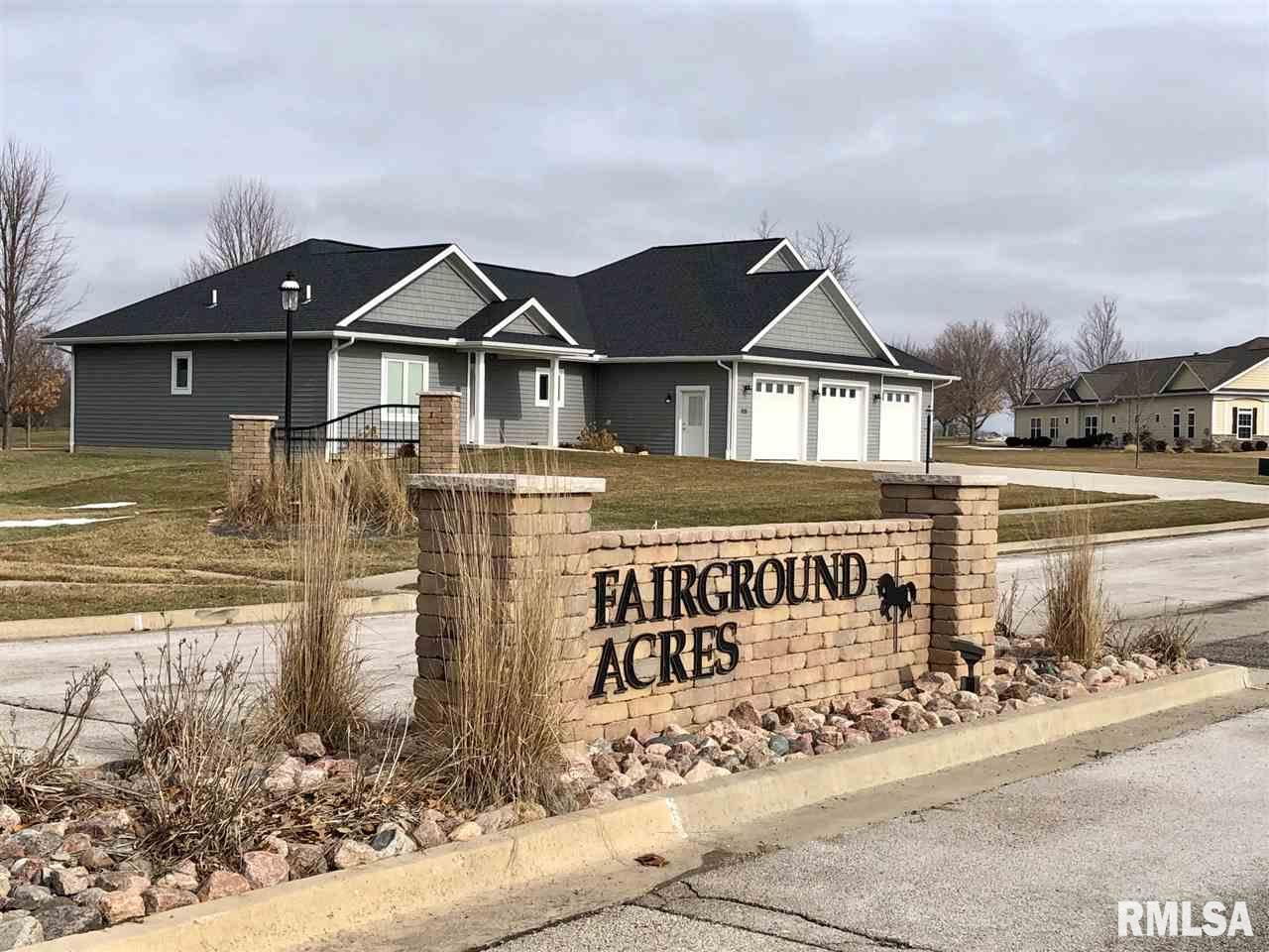 LOT 66 HURFF Property Photo - Elmwood, IL real estate listing