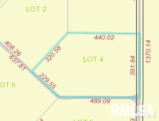 Lot 4 N DUBOIS Property Photo - Brimfield, IL real estate listing