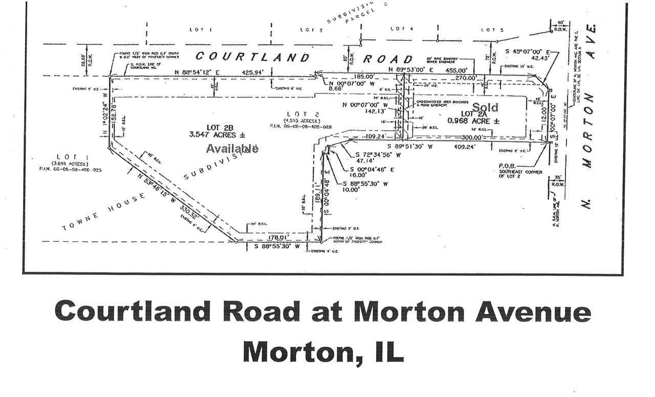 150 W COURTLAND Property Photo - Morton, IL real estate listing