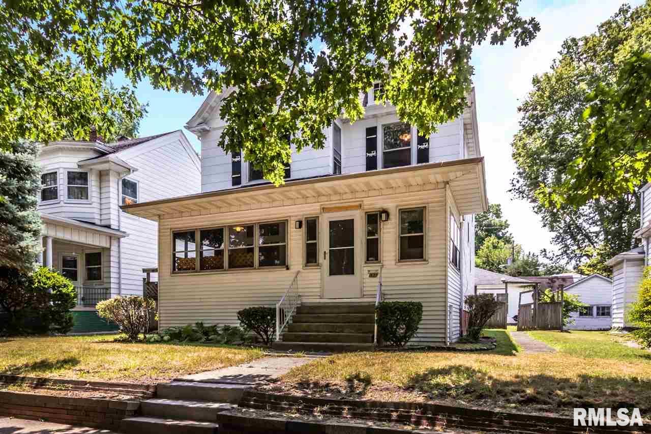 1522 W CALLENDER Property Photo - Peoria, IL real estate listing