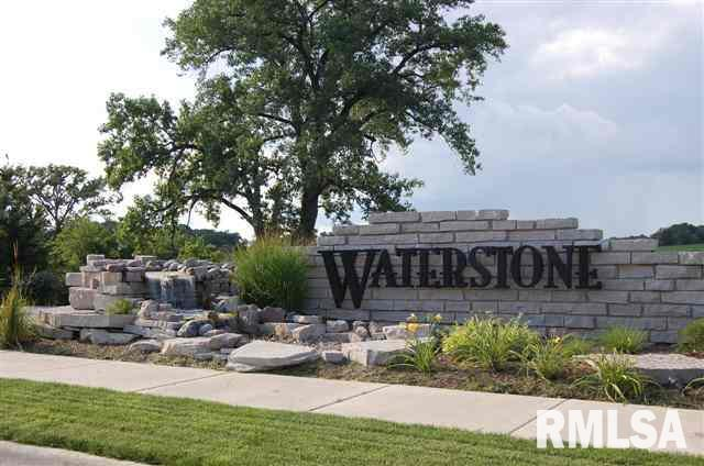 LOT 27 WATERSTONE Property Photo - Edwards, IL real estate listing