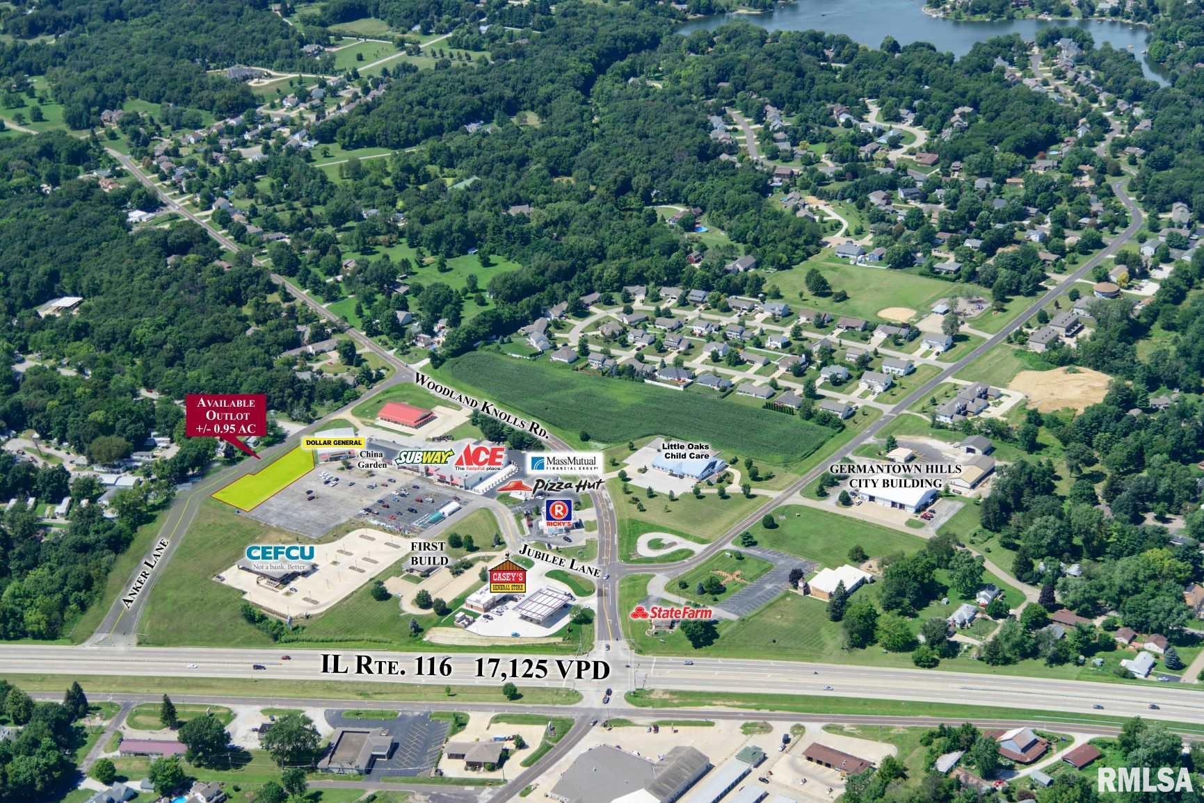 0 ROUTE 116 Property Photo - Germantown, IL real estate listing
