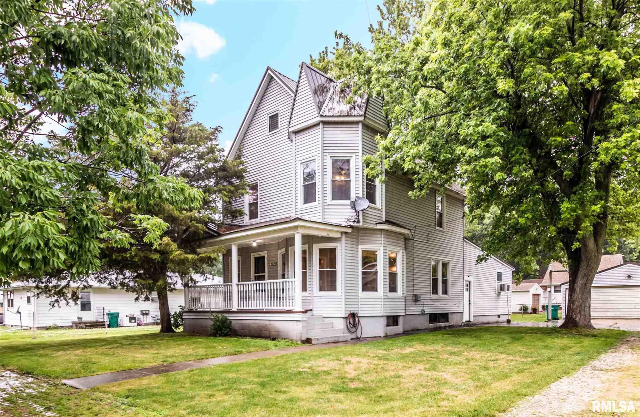 319 W FULTON Property Photo - Farmington, IL real estate listing
