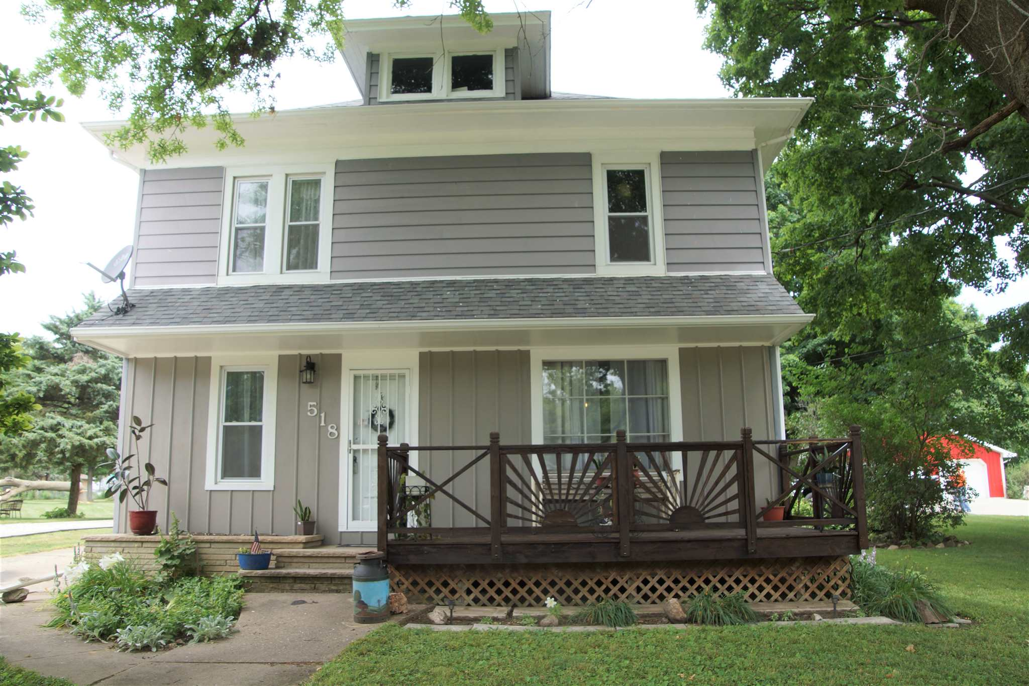518 E MAIN Property Photo - Princeville, IL real estate listing