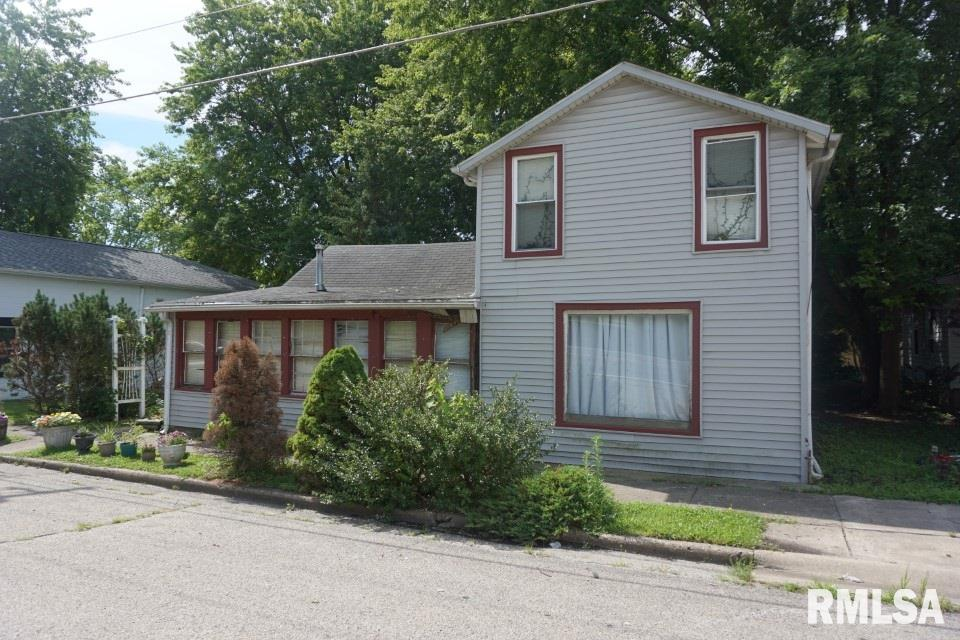 112 E MAIN Property Photo - Yates City, IL real estate listing