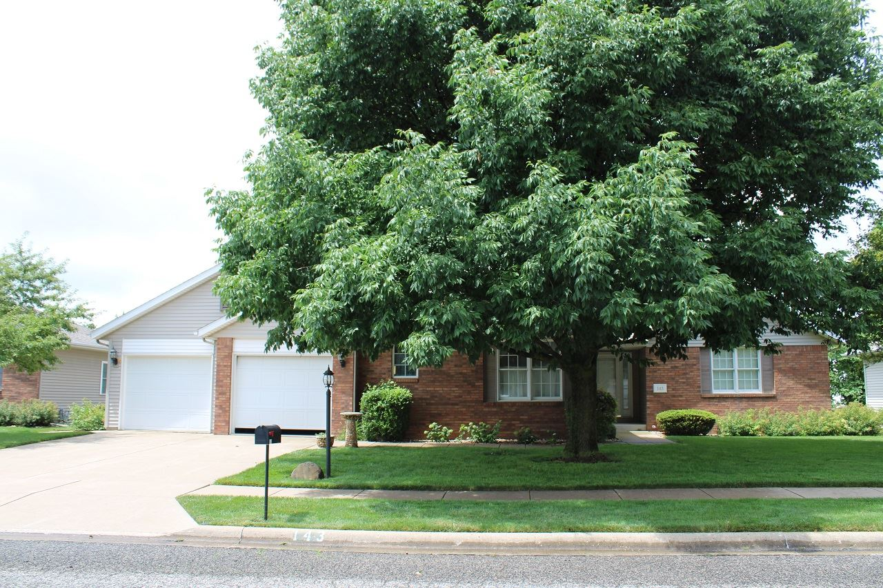 143 WINGATE Property Photo - Tremont, IL real estate listing