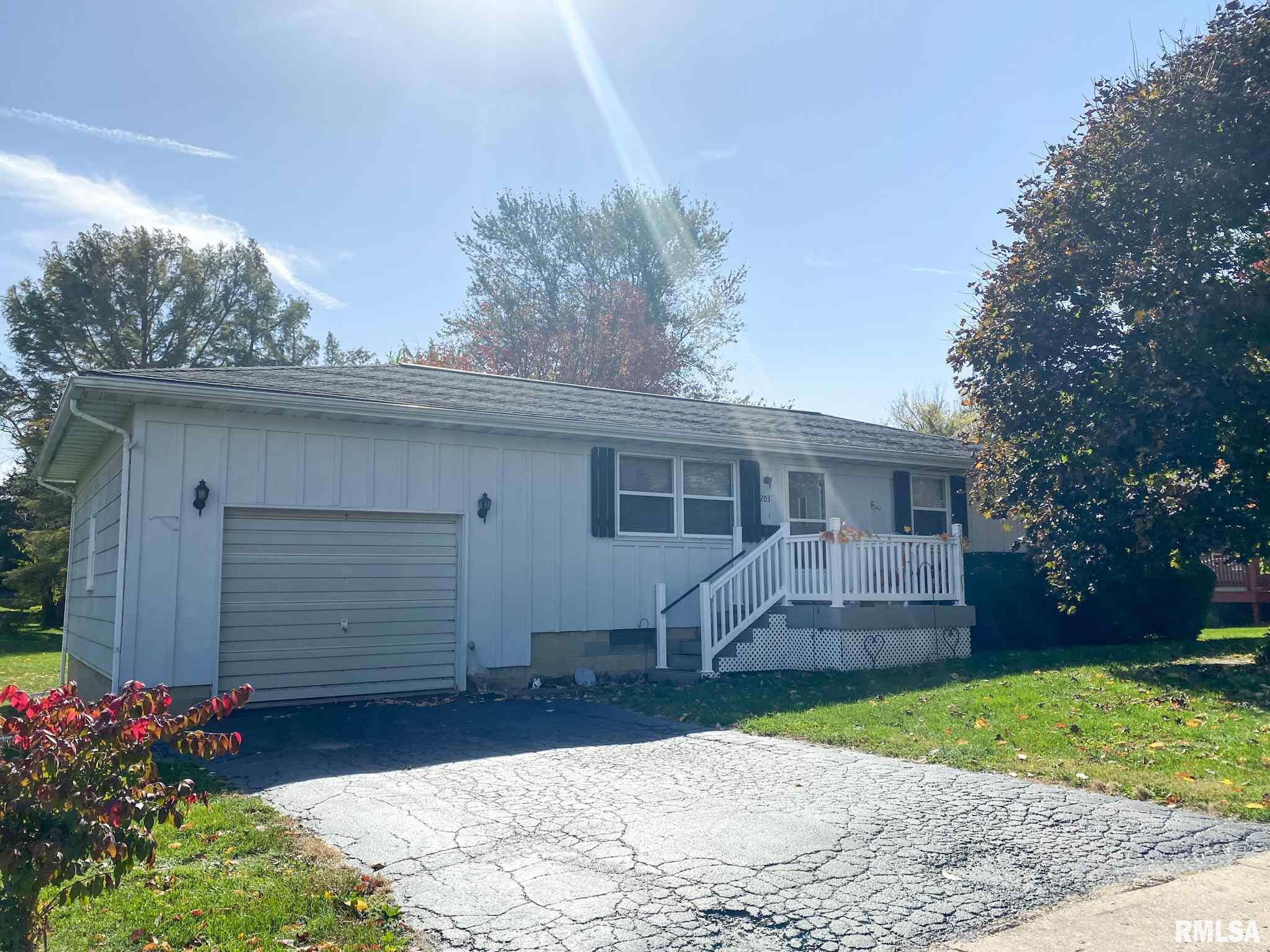 203 W ELM Property Photo - Wyoming, IL real estate listing