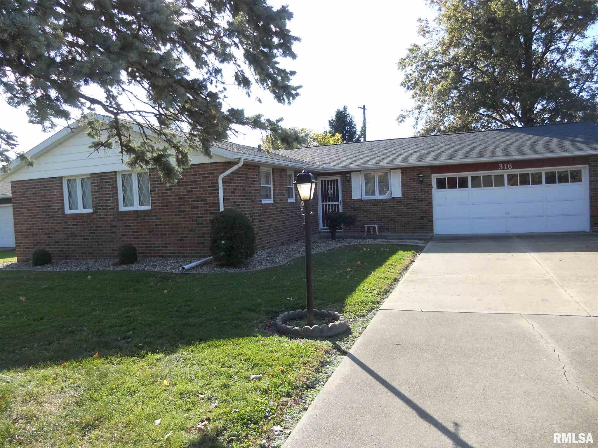 316 GETTYSBURG Property Photo - Canton, IL real estate listing