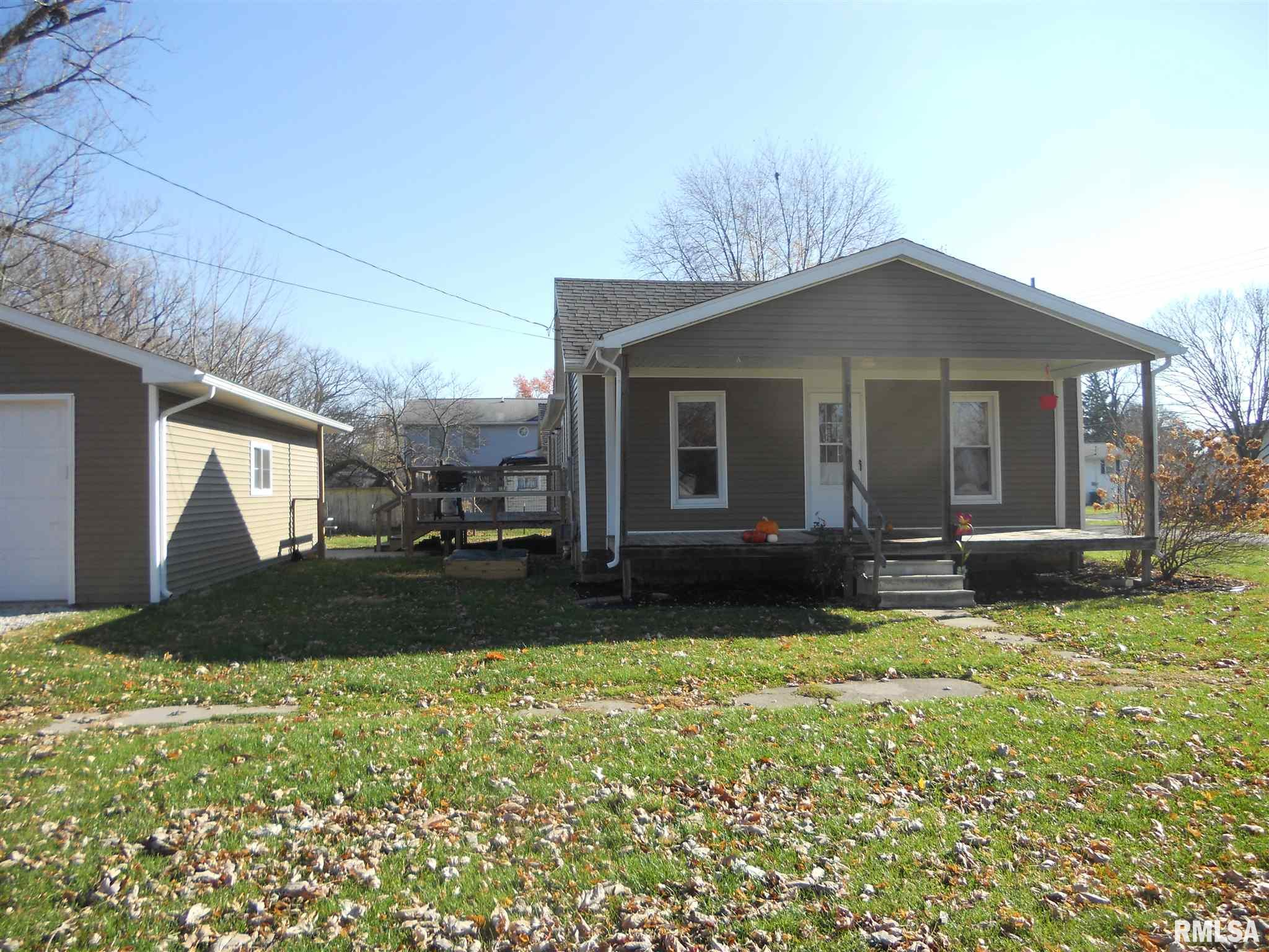 231 S FAYETTE Property Photo - Carthage, IL real estate listing
