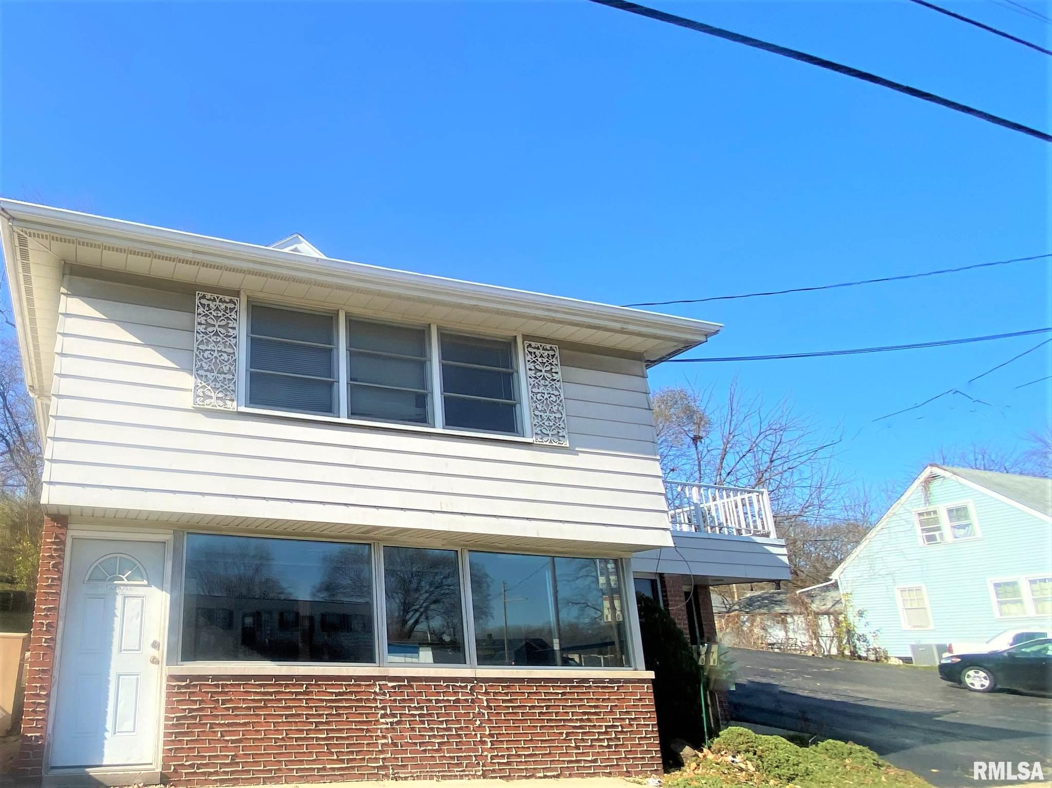 5805 & 5807 ADAMS Property Photo - Bartonville, IL real estate listing