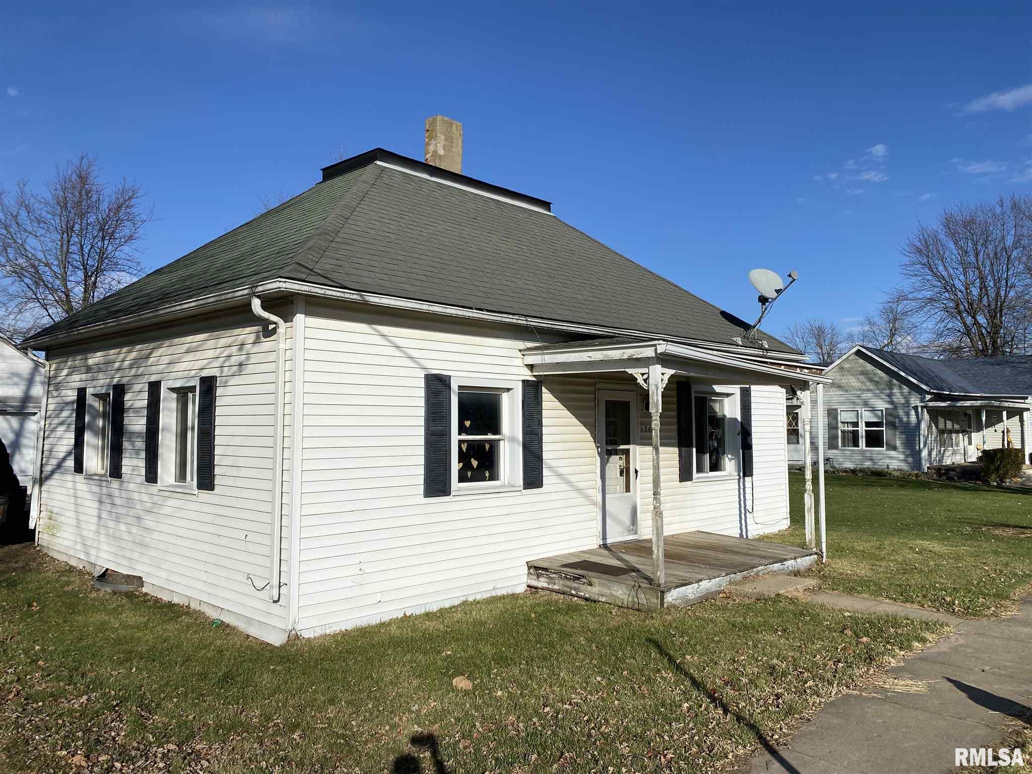12611 W HANNA Property Photo - Hanna City, IL real estate listing