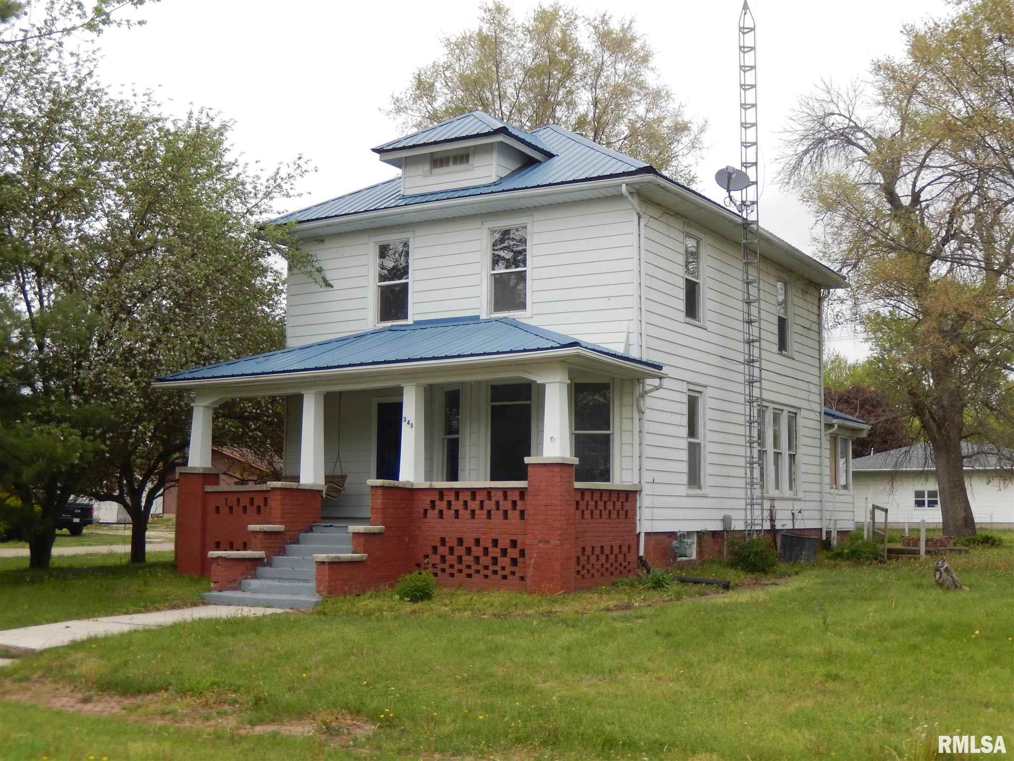 340 W MAIN Property Photo - Good Hope, IL real estate listing