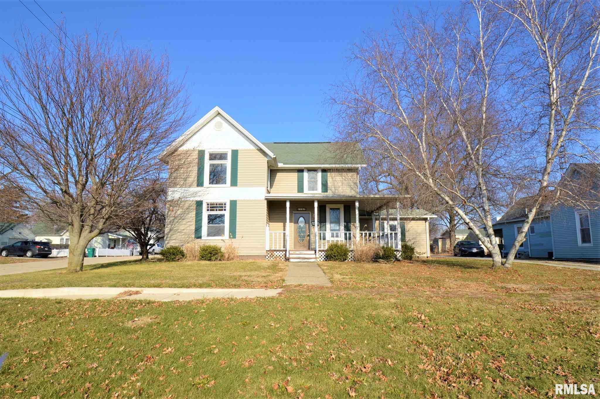 183 W FORT Property Photo - Farmington, IL real estate listing