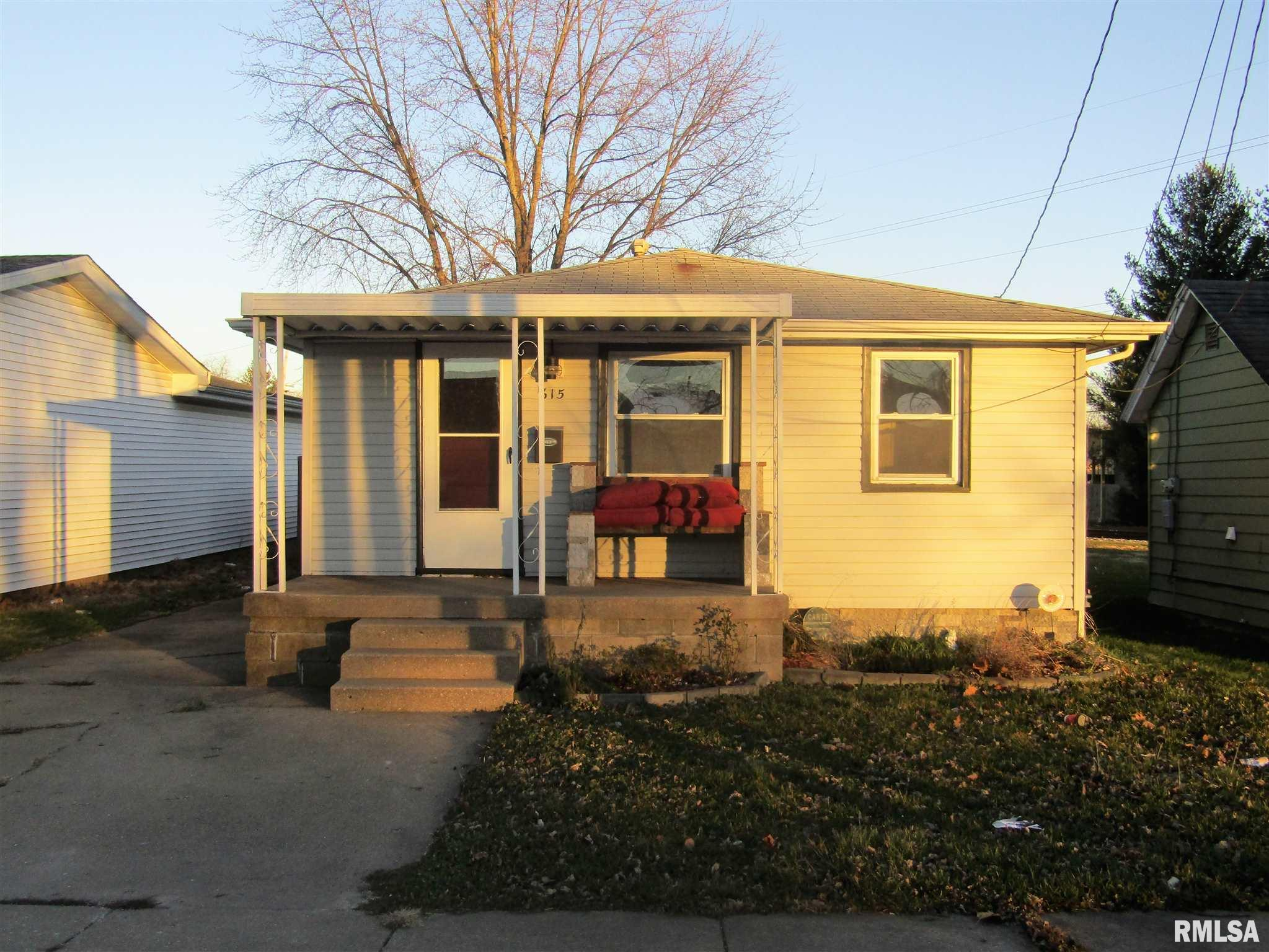 615 S MAPLE Property Photo - Lewistown, IL real estate listing