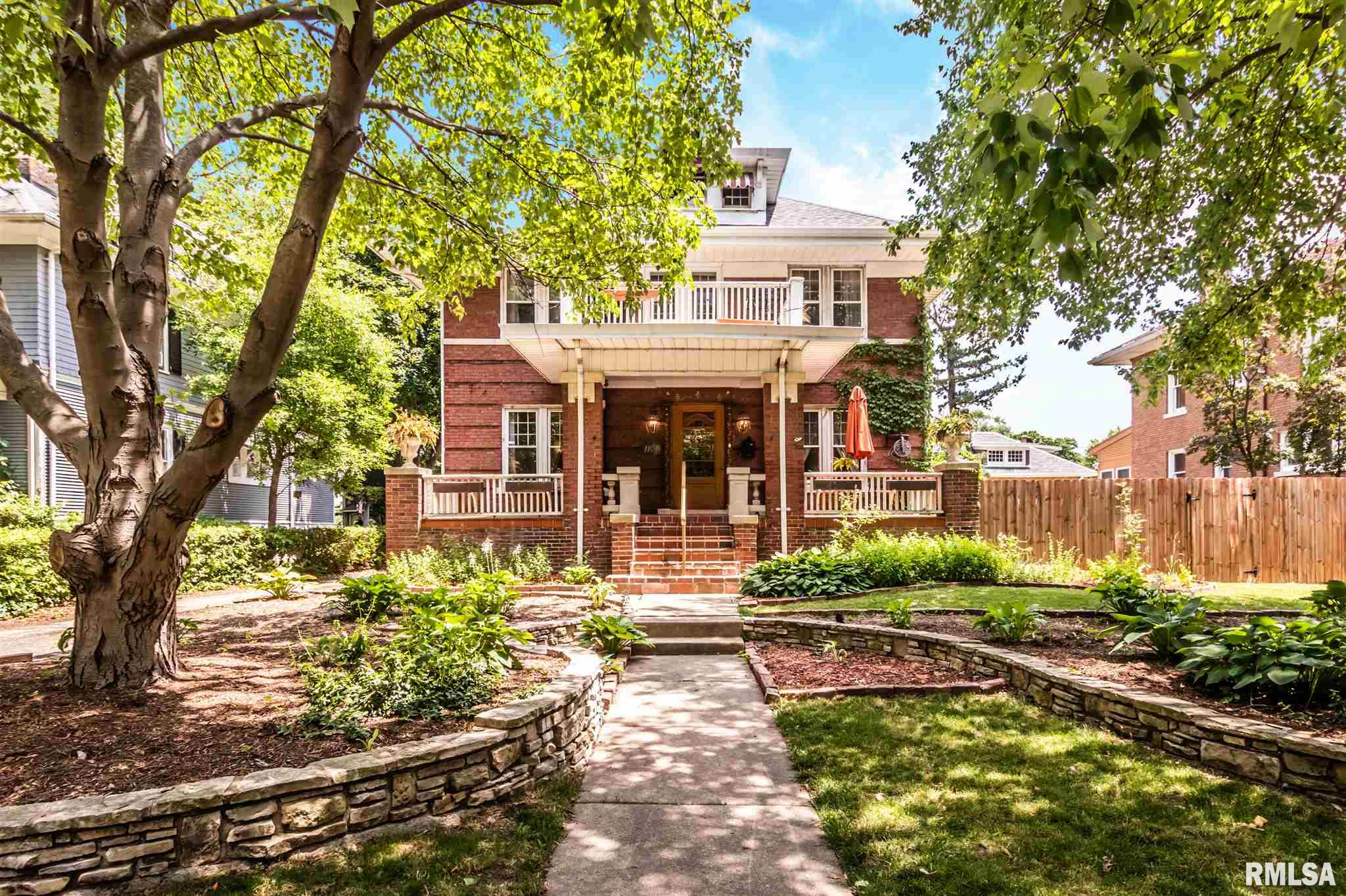 1106 N PARKSIDE Property Photo - Peoria, IL real estate listing