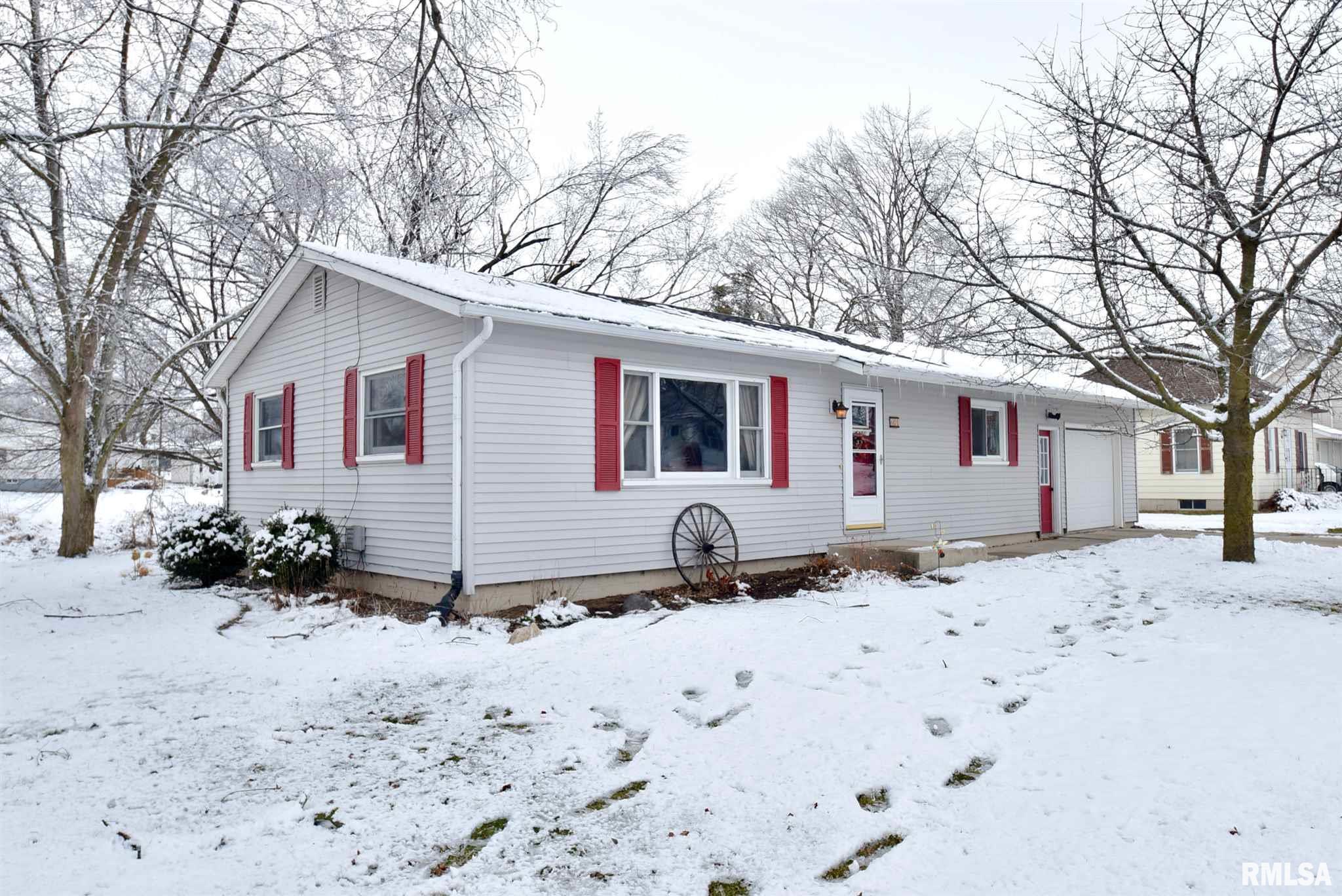 601 N MONROE Property Photo - Roanoke, IL real estate listing