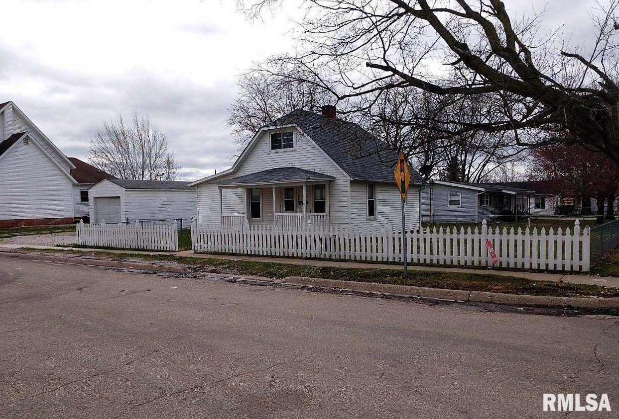 221 W AVENUE E Property Photo - Lewistown, IL real estate listing