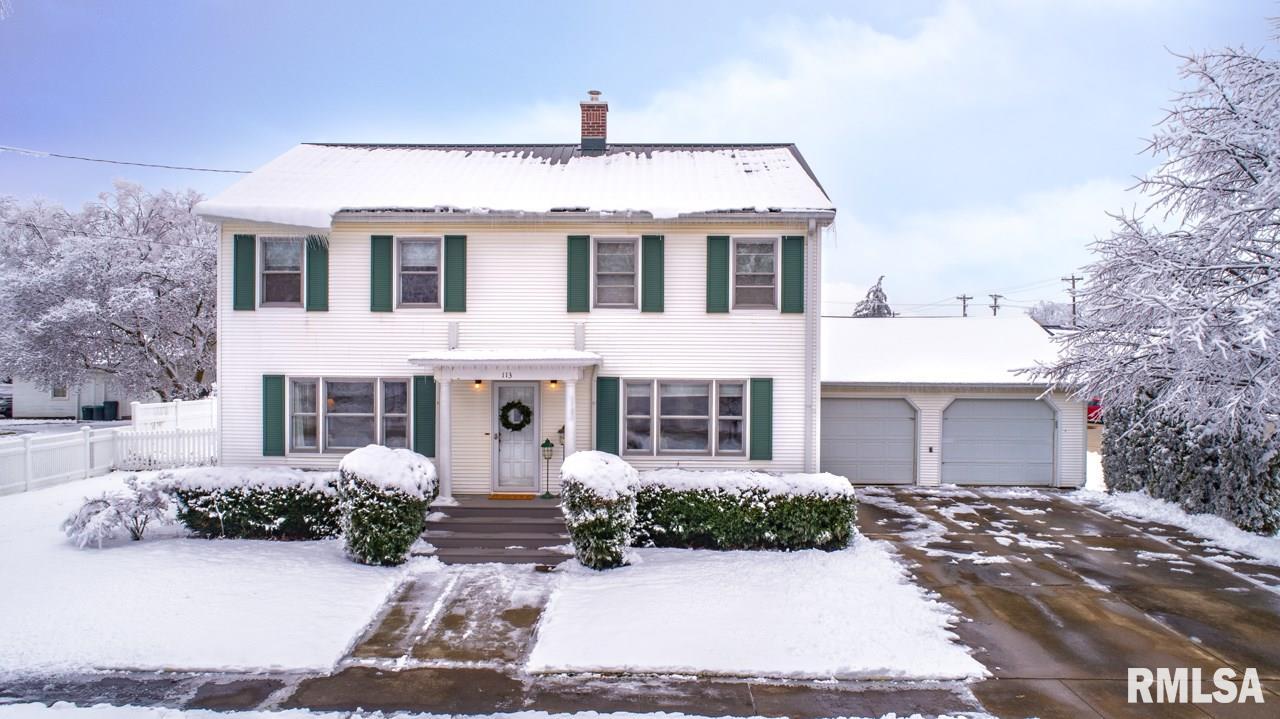 113 S MENARD Property Photo - Metamora, IL real estate listing
