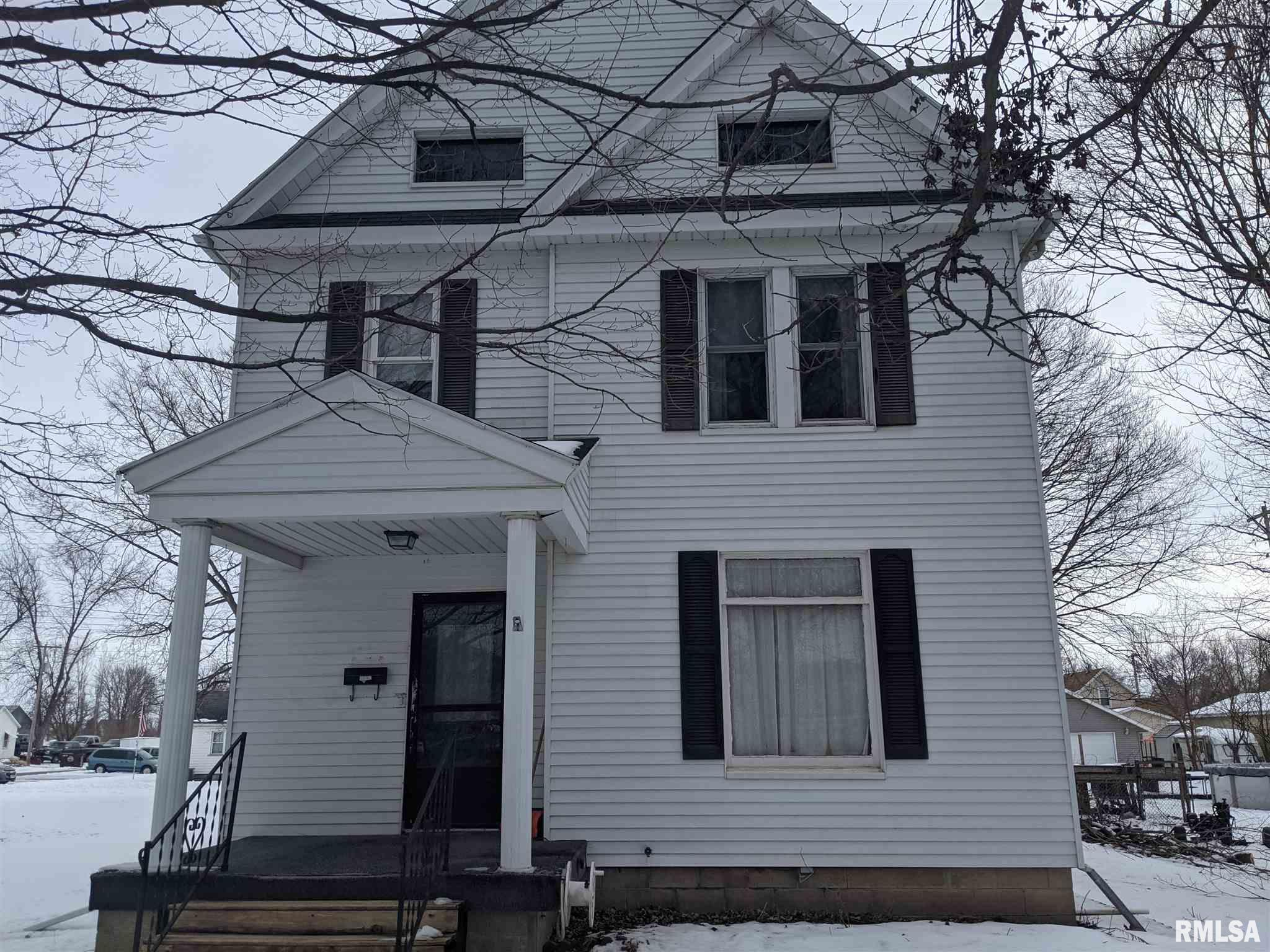 521 N GALENA Property Photo - Wyoming, IL real estate listing