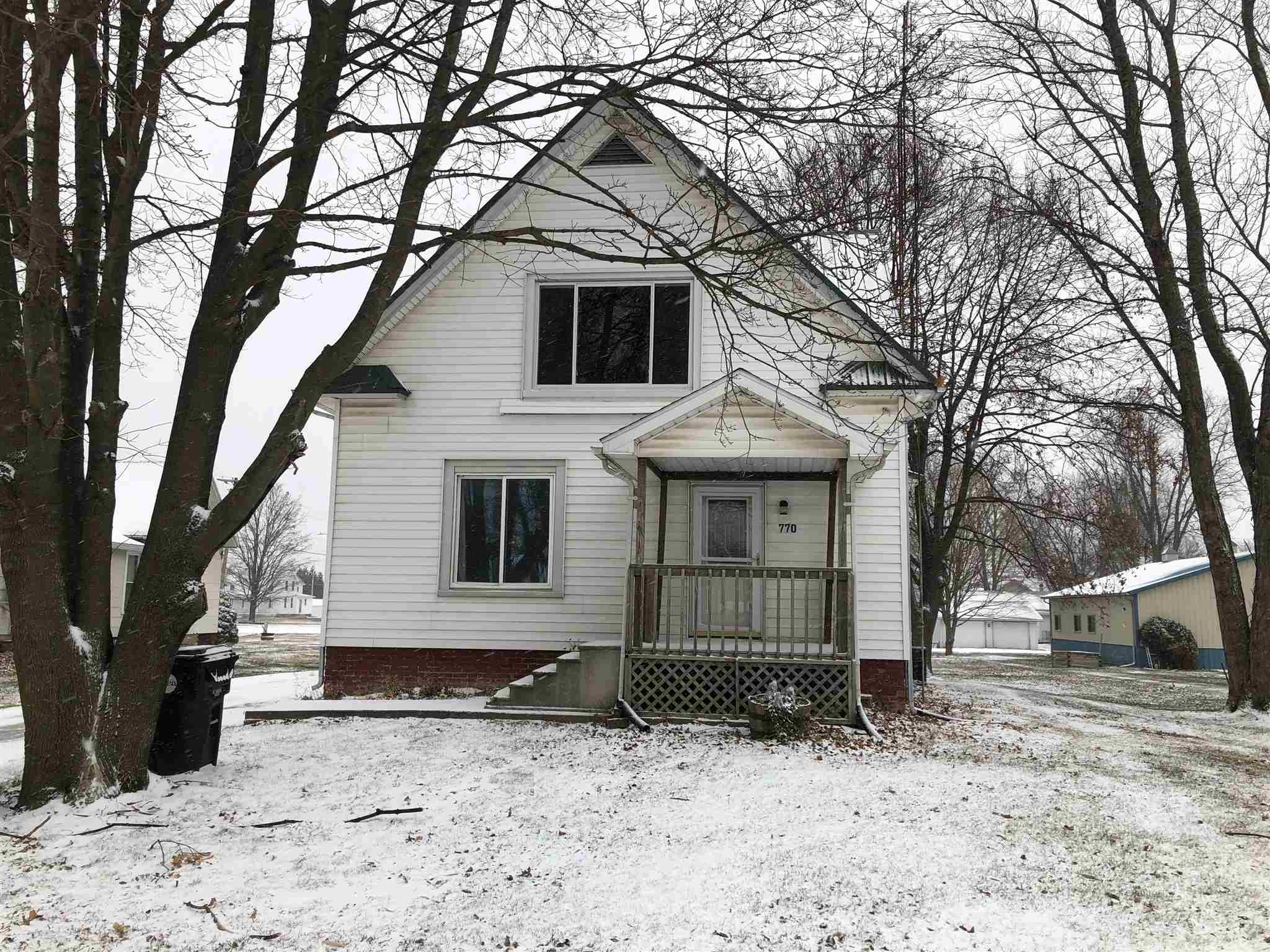 770 MAIN Property Photo - Fairview, IL real estate listing