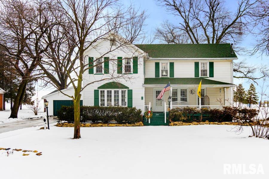 214 W ELM Property Photo - Wenona, IL real estate listing