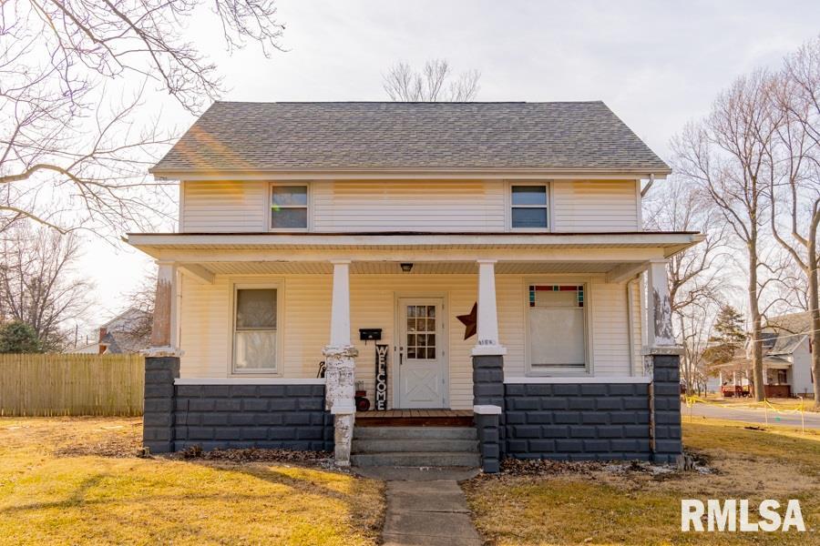 186 N CONE Property Photo - Farmington, IL real estate listing