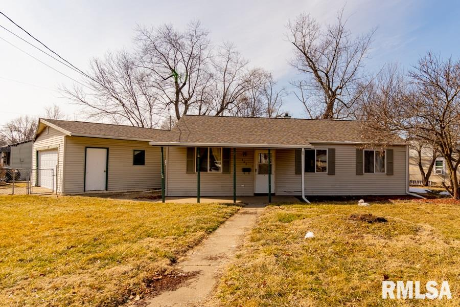 405 LINCOLN Property Photo - Marquette Heights, IL real estate listing
