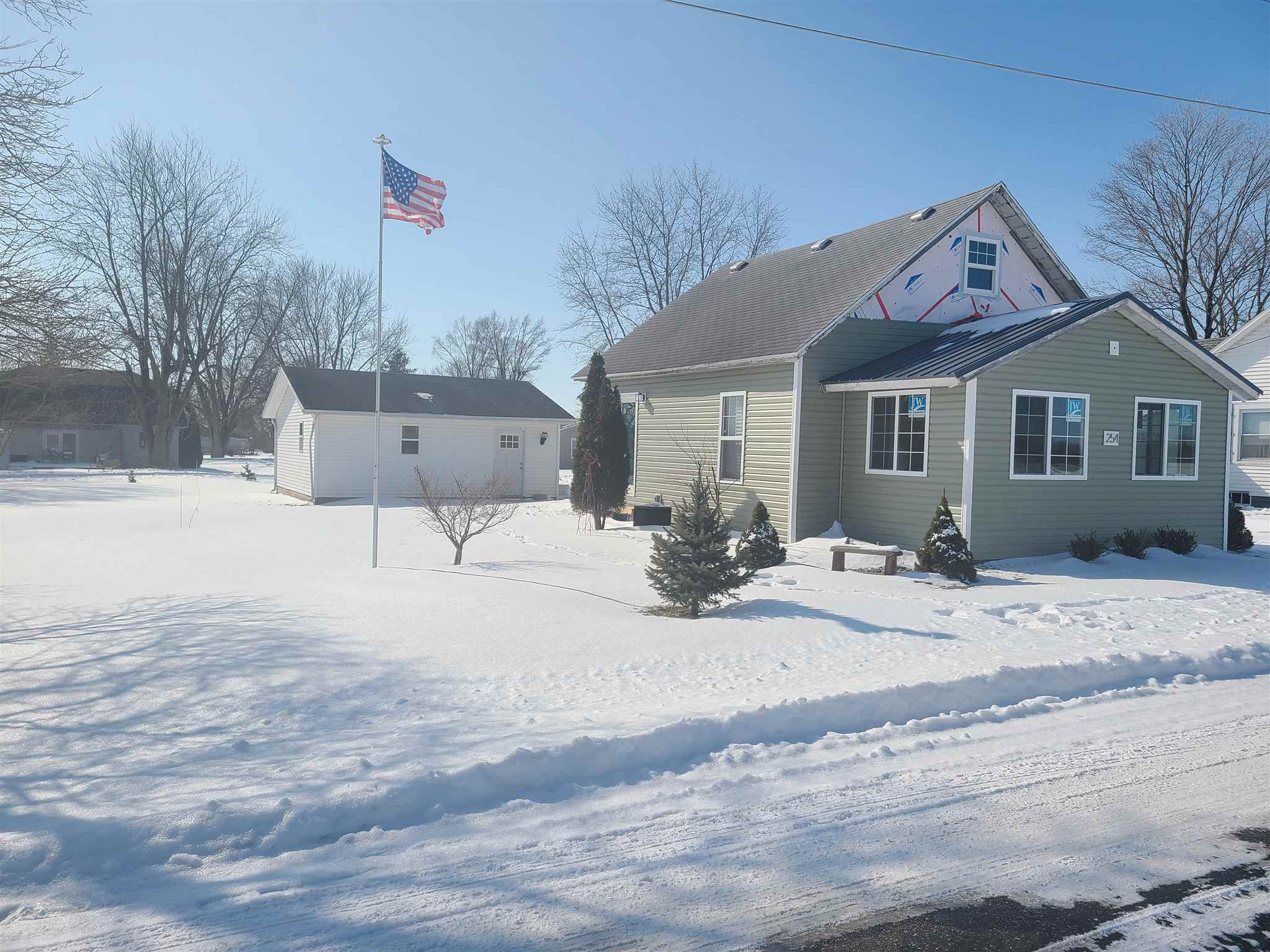 254 W 5TH Property Photo - Dunfermline, IL real estate listing