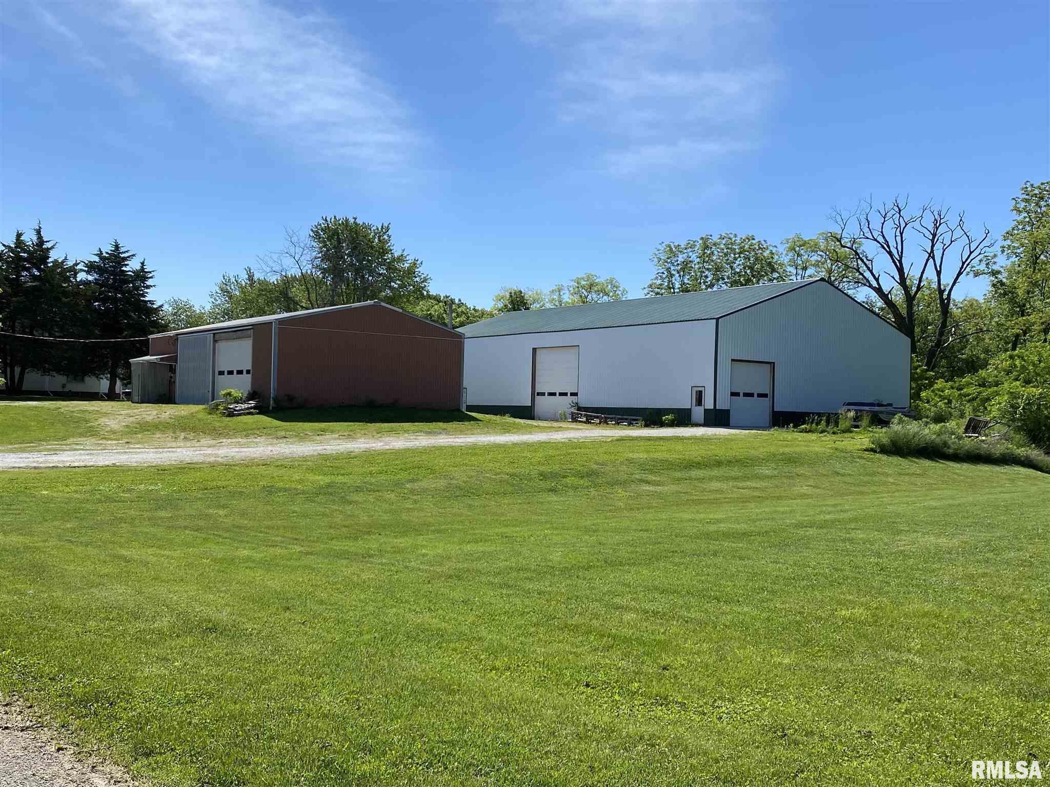 305 W MONROE Property Photo - Blandinsville, IL real estate listing