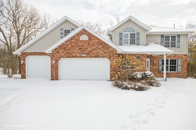 408 ELIZABETH POINTE Property Photo - Metamora, IL real estate listing