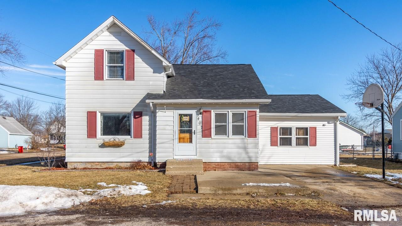 407 W HIGH Property Photo - Elmwood, IL real estate listing