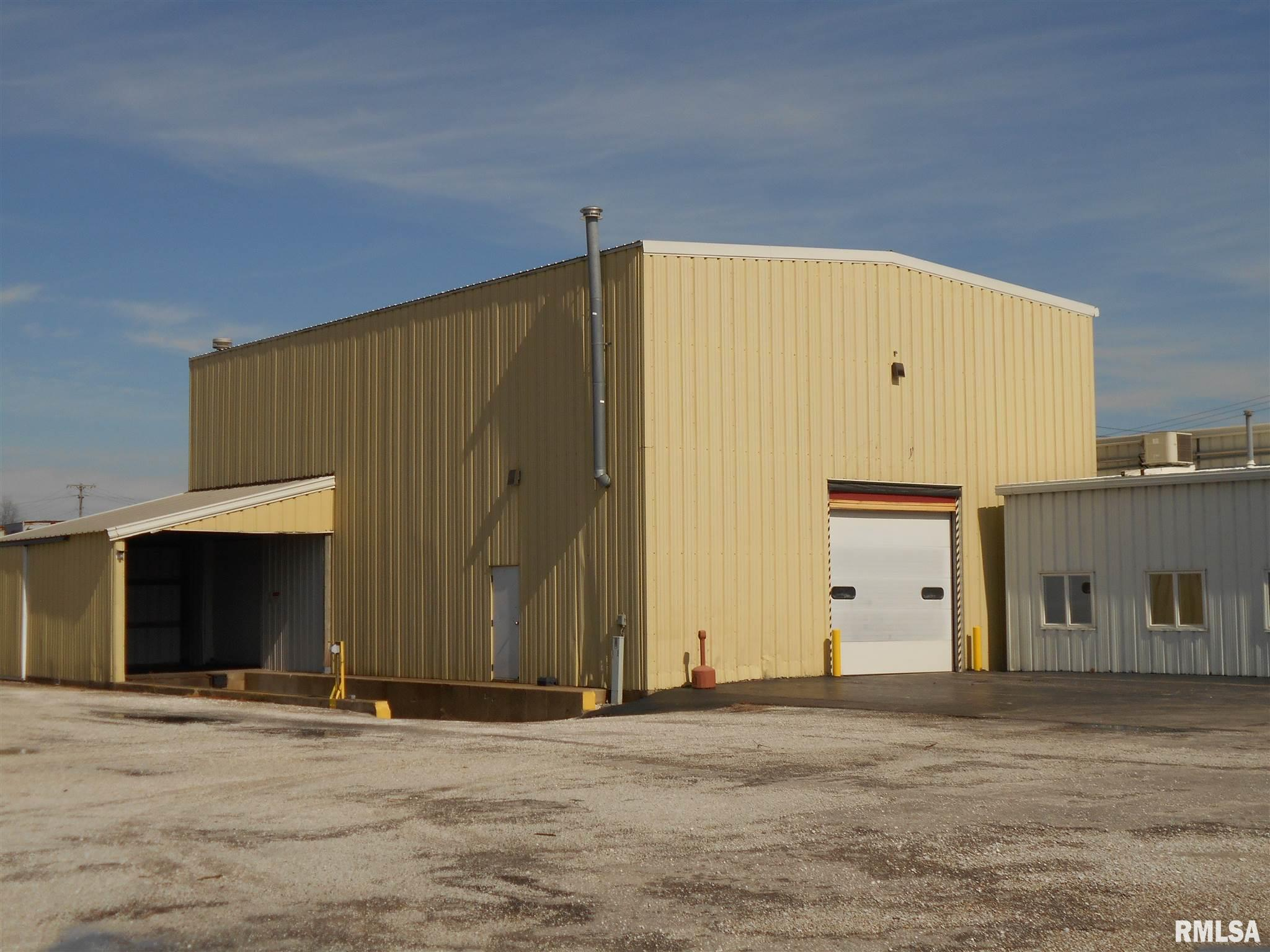 110 Industrial Park Property Photo - Bushnell, IL real estate listing