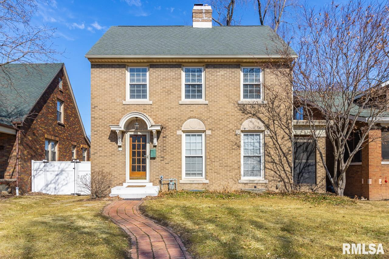 603 W MAYWOOD Property Photo - Peoria, IL real estate listing