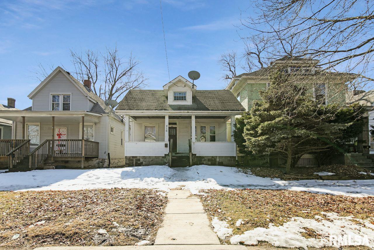 416 E ARCADIA Property Photo - Peoria, IL real estate listing