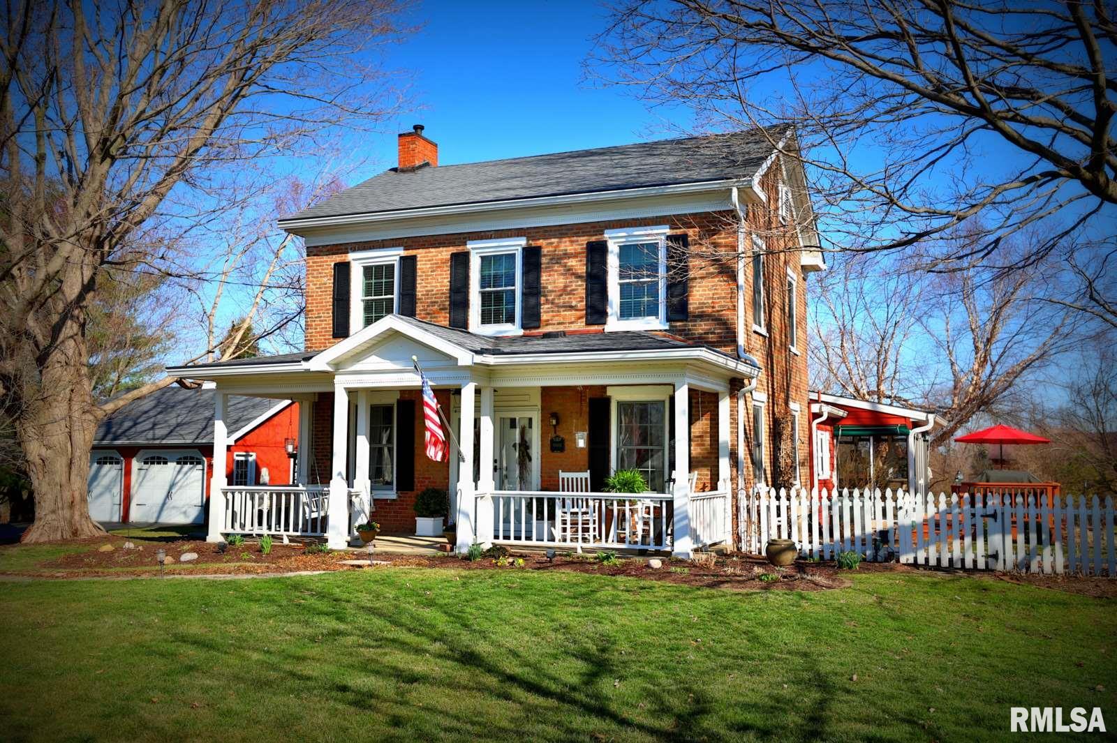 10013 LEGION HALL Property Photo - Princeville, IL real estate listing
