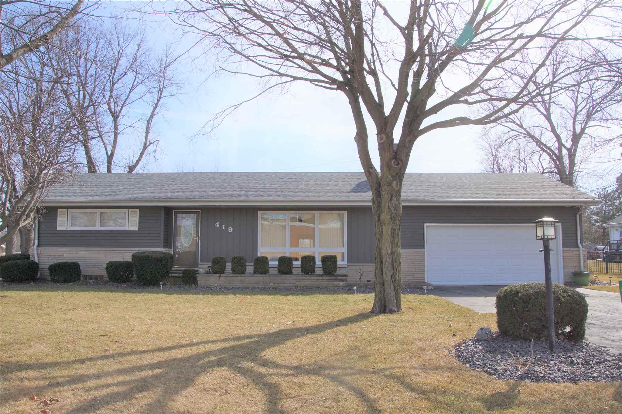 419 E EVANS Property Photo - Princeville, IL real estate listing