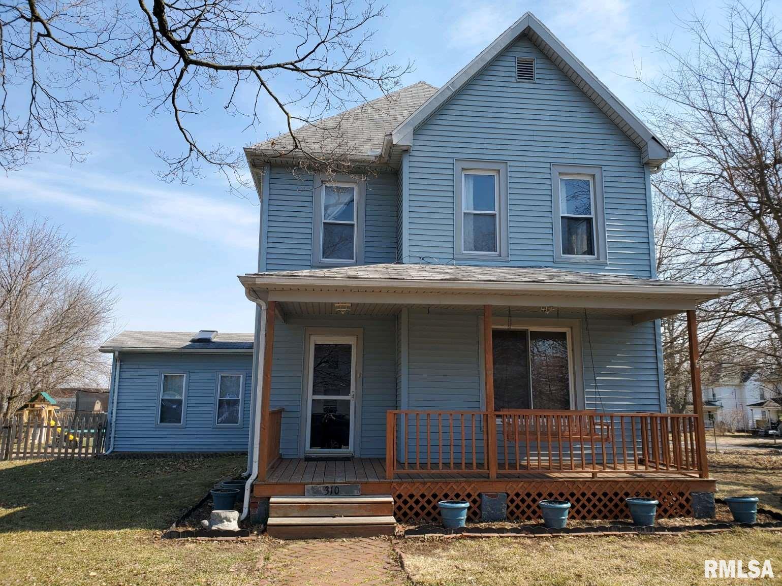 310 S CEDAR Property Photo - Delavan, IL real estate listing