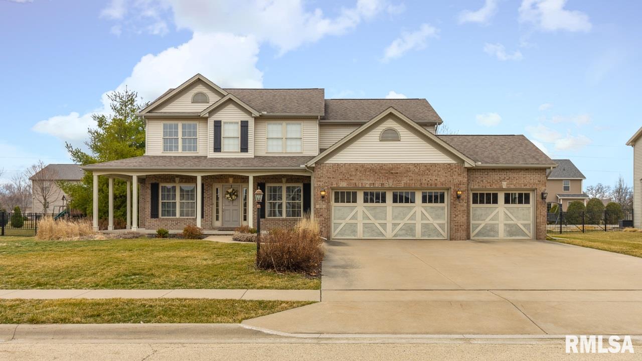 415 CORAL Property Photo - Morton, IL real estate listing
