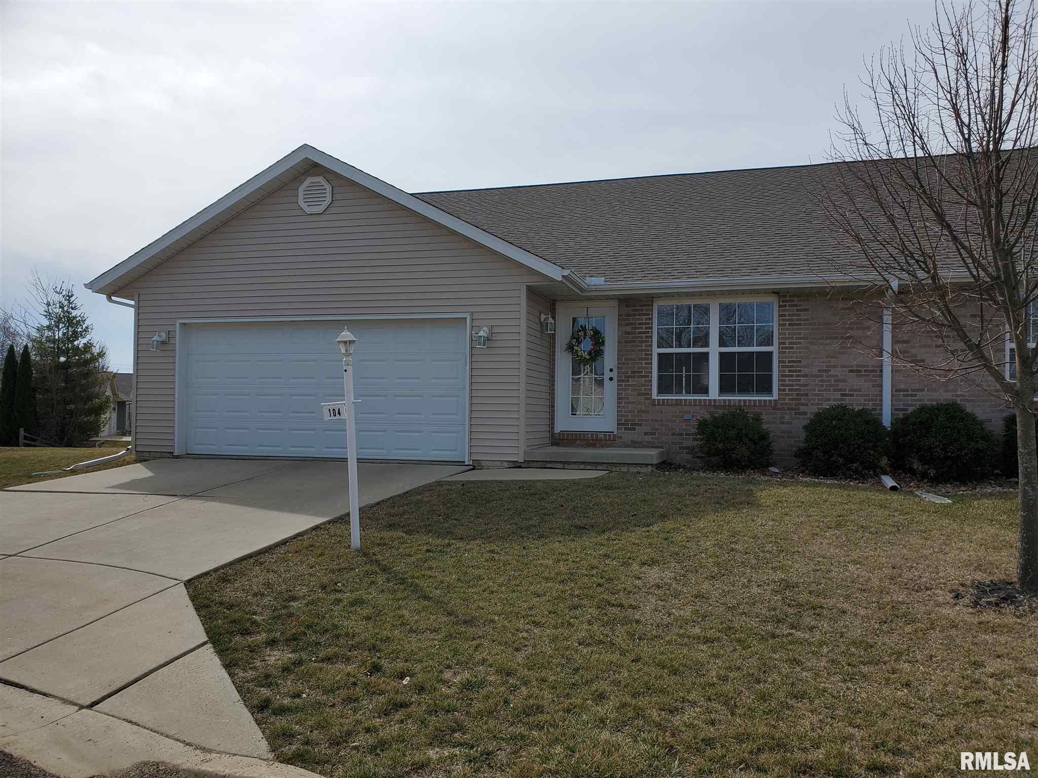 104 MARVIN Property Photo - Germantown Hills, IL real estate listing