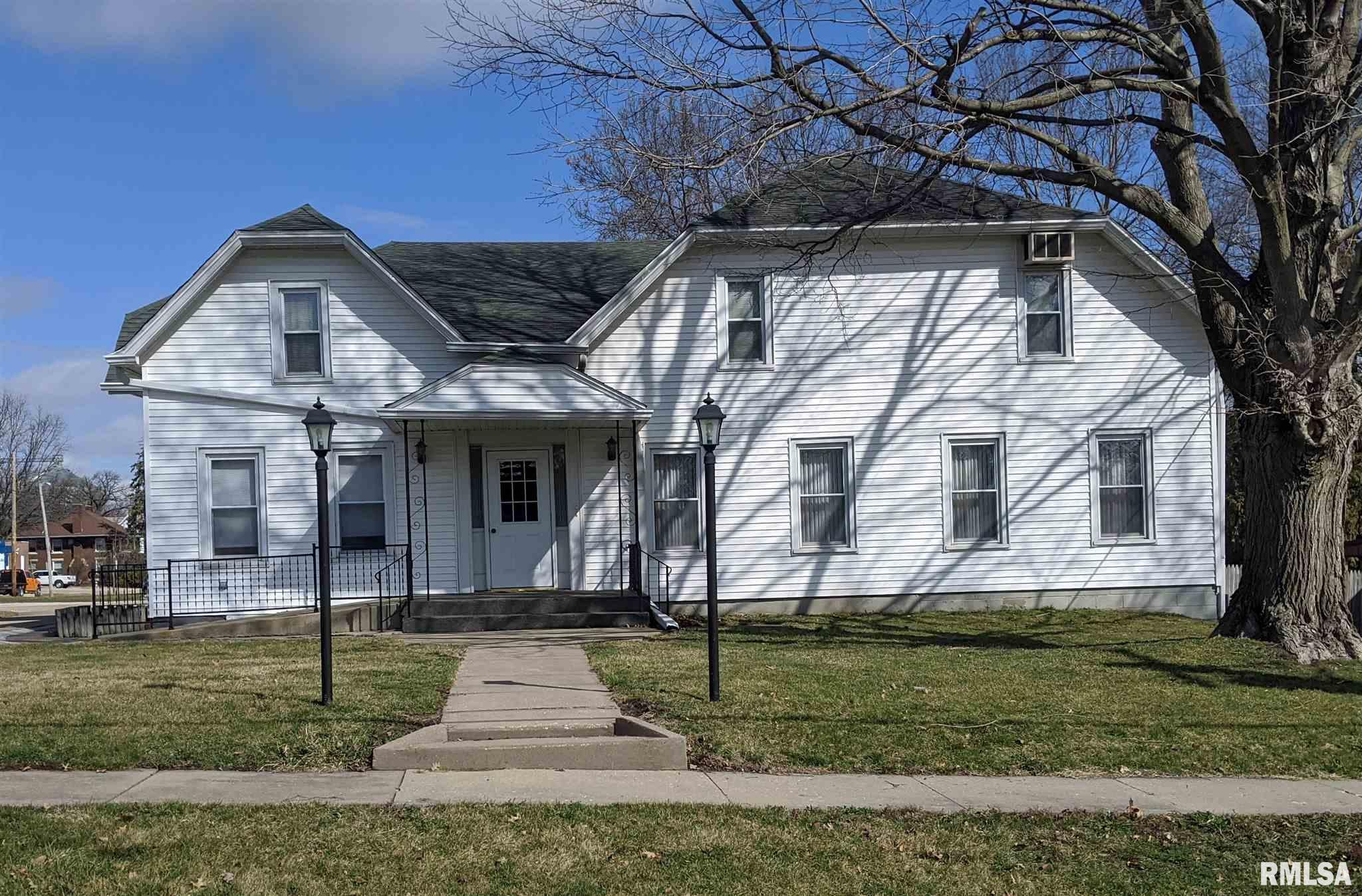 120 S MILLER Property Photo - Toulon, IL real estate listing
