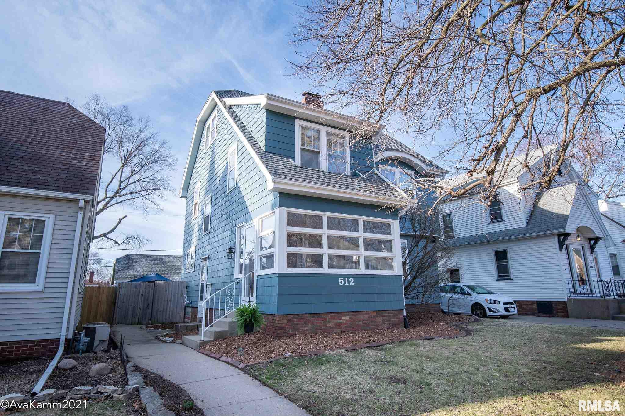 512 W MAYWOOD Property Photo - Peoria, IL real estate listing