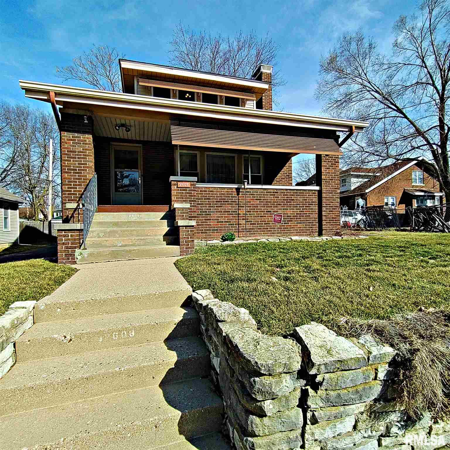 2608 N BIGELOW Property Photo - Peoria, IL real estate listing