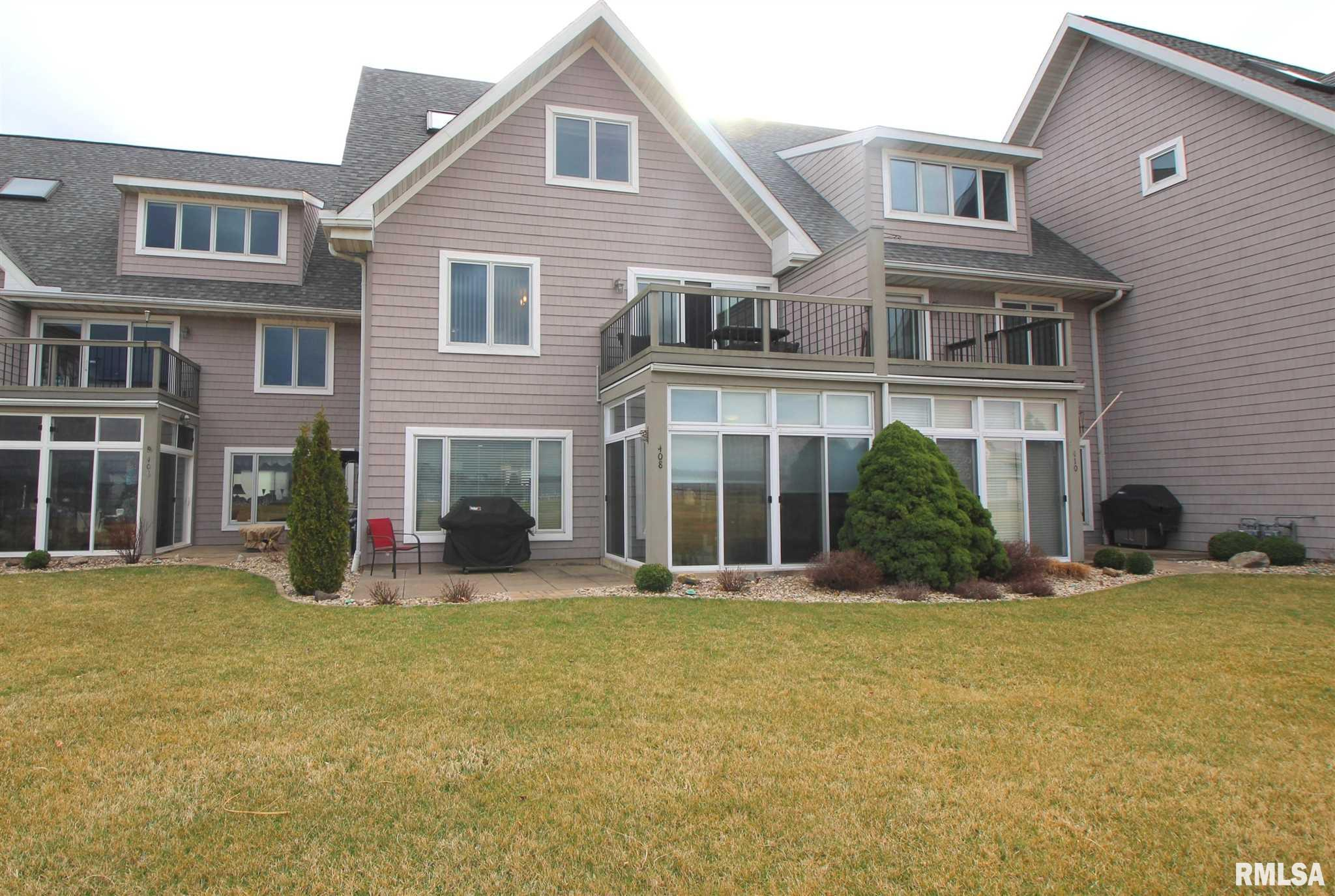 408 HARBOR POINTE Property Photo - East Peoria, IL real estate listing