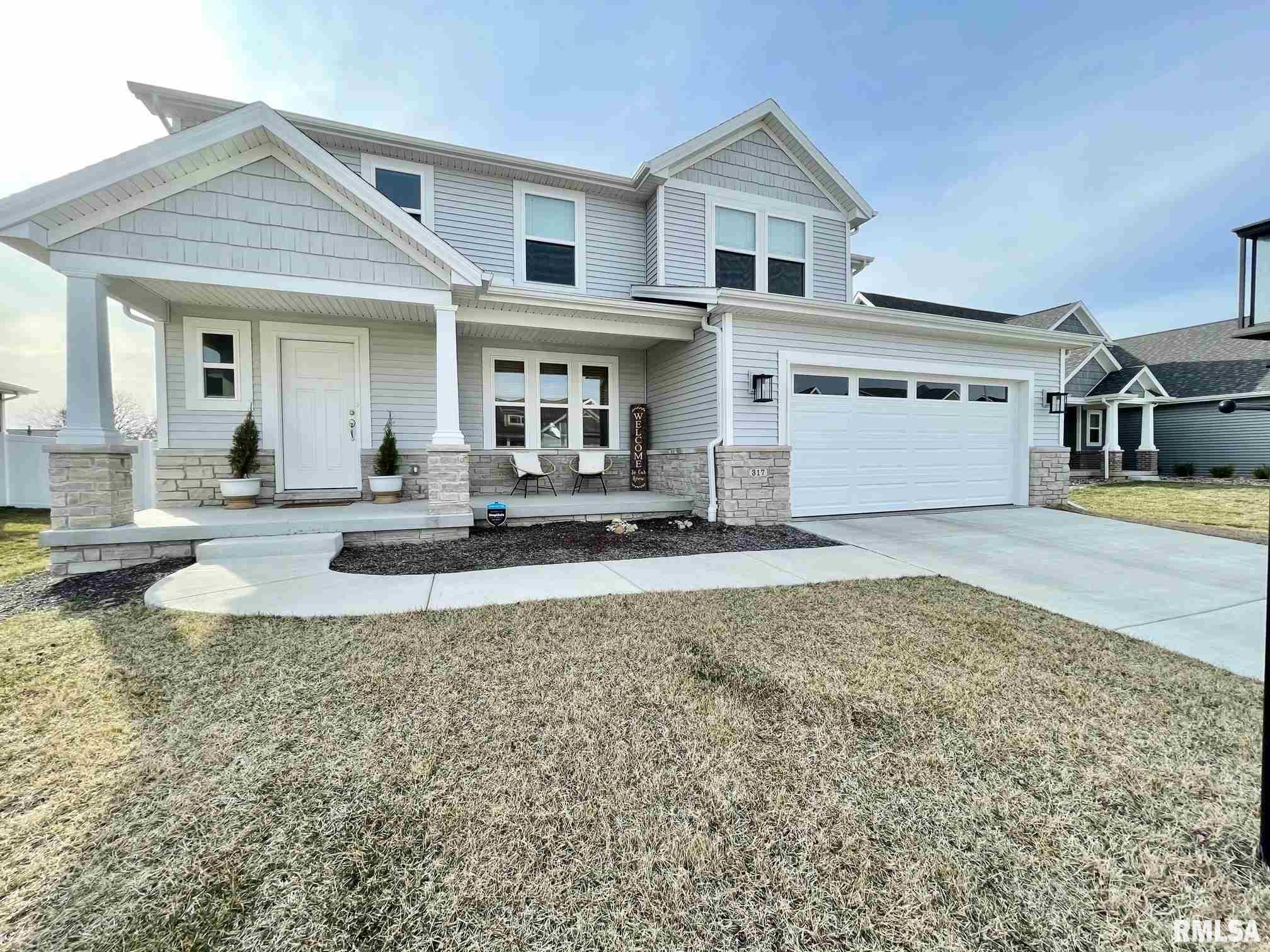 317 Pocono Property Photo - Morton, IL real estate listing