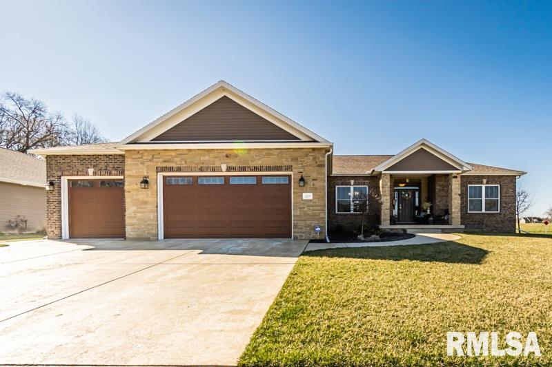 209 TURTLE CREEK Property Photo - Morton, IL real estate listing