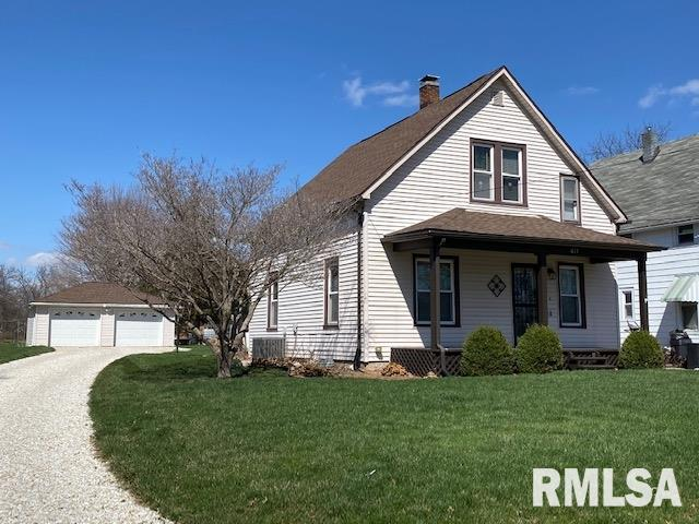617 Van Winkle Property Photo - Canton, IL real estate listing