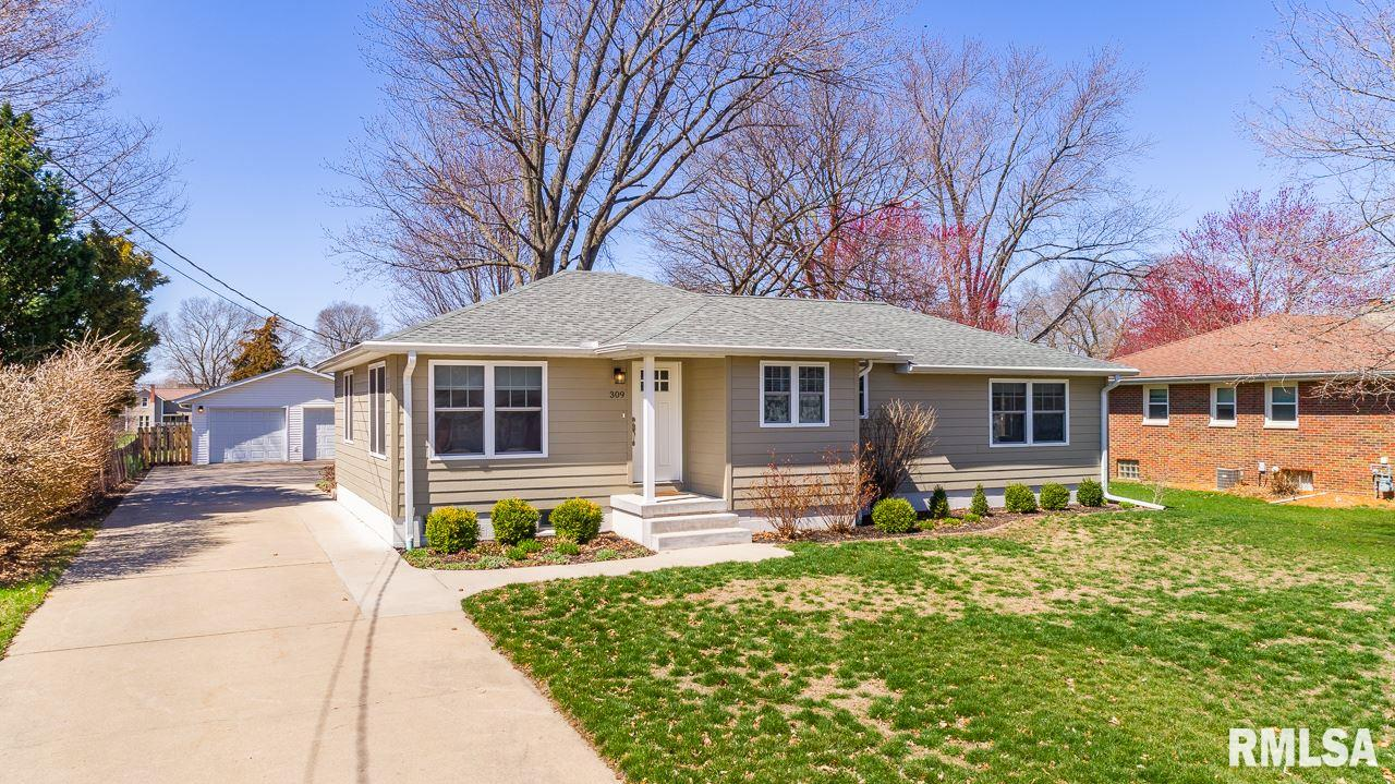 309 S CHESTNUT Property Photo - Tremont, IL real estate listing