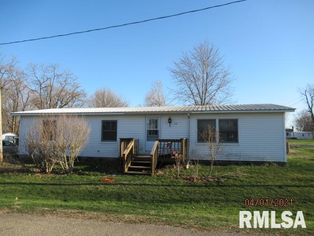 401 E SMYTH Property Photo - Secor, IL real estate listing