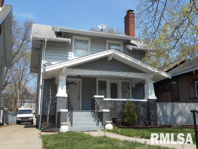 517 W COLUMBIA Property Photo - Peoria, IL real estate listing